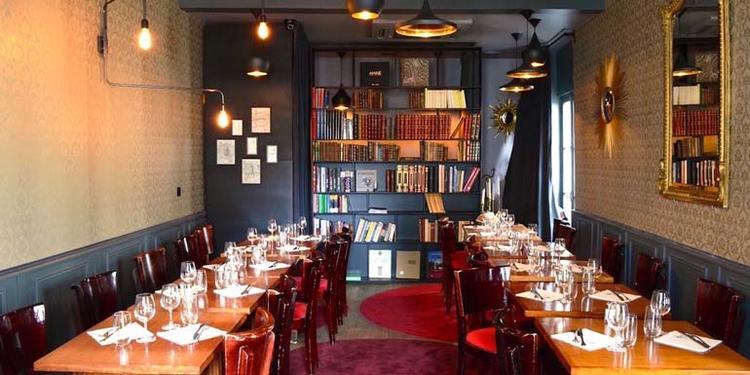 L'Enoteca, Restaurant Paris Marais #0