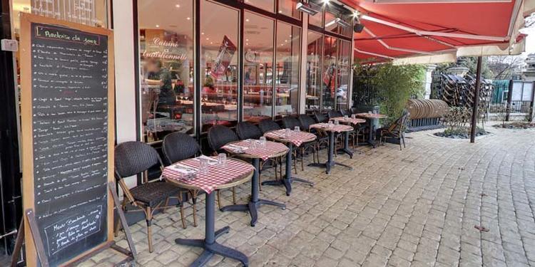 Le Nouveau Paris, Bar Neuilly-sur-Seine Neuilly #0