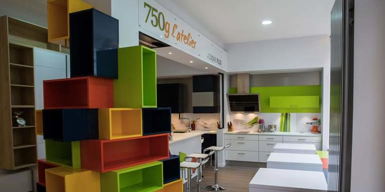750g - L'Atelier, Salle de location Paris Faubourg Montmartre #0