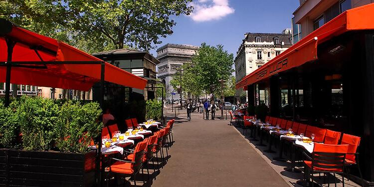 Casa Luca, Restaurant Paris Champs-Elysées #0