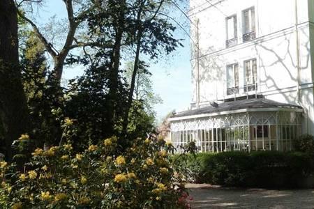 Les jardins de la vieille fontaine, Salle de location Maisons-Laffitte  #0