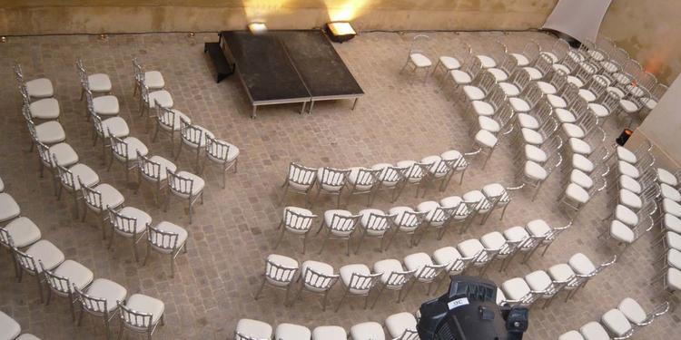 La Cour du Marais, Salle de location Paris Marais #0