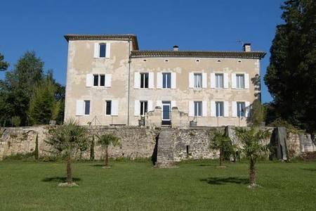 Château La Caussade, Salle de location Vayres  #0