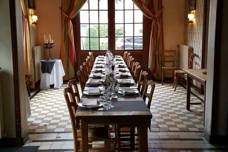 L'Hotel De L'Abbaye, Salle de location Longpont  #0