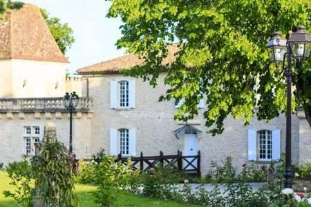 Château Maison Noble, Salle de location Saint-Martin-du-Puy  #0
