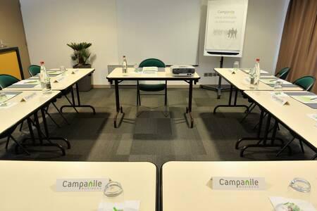 Campanile Saint Etienne Est - Saint Chamond Hotel, Salle de location Saint-Chamond  #0