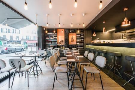 Levain, Restaurant Boulogne-Billancourt Boulogne #0