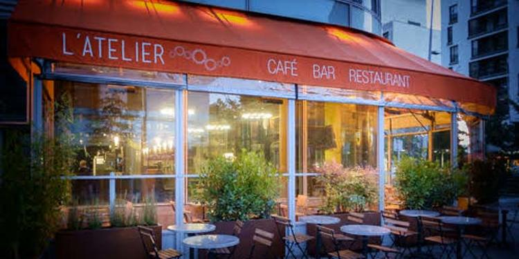 L'Atelier, Bar Boulogne-Billancourt  #0