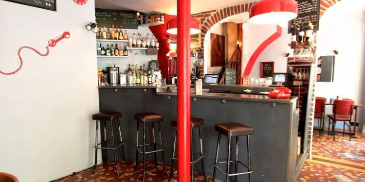 Le Téléphone, Bar Paris Guy Môquet #0