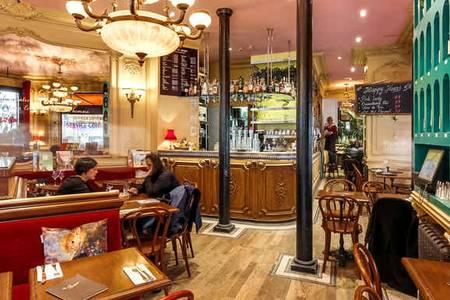Le Bistro (FERMÉ), Bar Paris Porte Saint-Martin #0