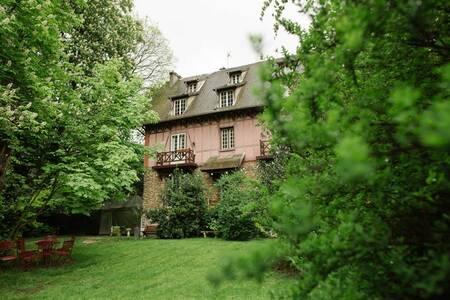 Manoir de l'Ile aux Loups, Salle de location Nogent-sur-Marne Le Perreux-sur-Marne #0