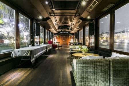 La Balle au Bond, Salle de location Paris Pont des Arts #0