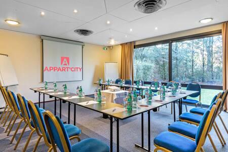 Appart'City Confort Genève Aéroport, Salle de location Ferney-Voltaire  #0