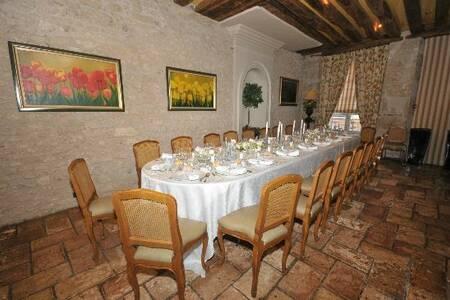 Hotel Restaurant De France, Salle de location Angerville  #0