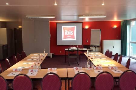 Ibis Compiègne, Salle de location Compiègne  #0