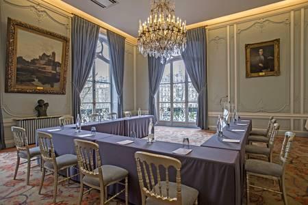 L'Hôtel des Arts et Metiers: Salon Club, Salle de location Paris Ièna #0