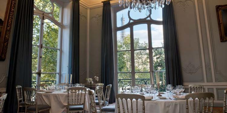 L'Hôtel des Arts et Metiers: Salon Club, Salle de location Paris Ièna #1
