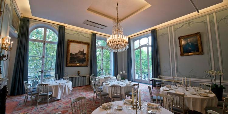 L'Hôtel des Arts et Metiers: Salon Club, Salle de location Paris Ièna #2