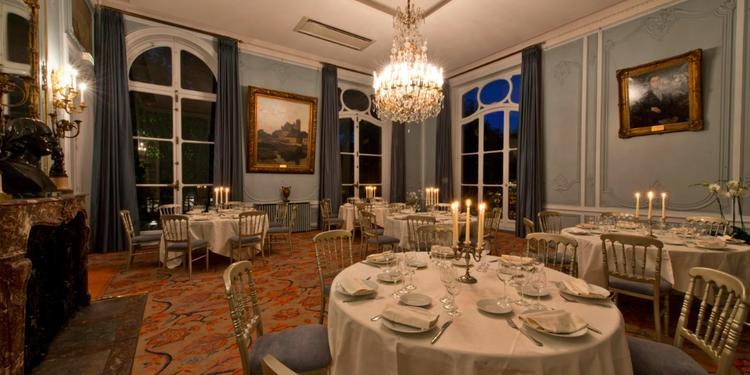 L'Hôtel des Arts et Metiers: Salon Club, Salle de location Paris Ièna #3