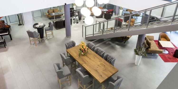 Le Mac Amande Caffe, Salle de location Courbevoie Courbevoie #0