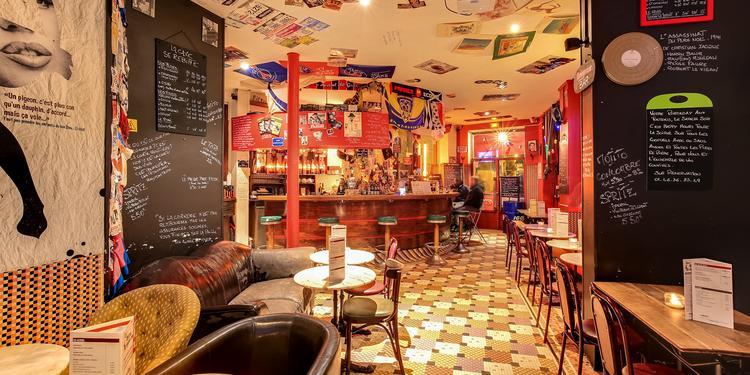 Les Tontons Bringueurs, Bar Paris Père Lachaise #0
