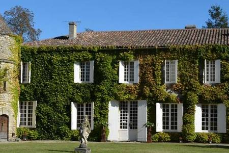 Château Lardier, Salle de location Ruch Gironde #0
