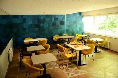 Hotel De La Foret, Salle de location Saint-Jean-de-Monts  #0