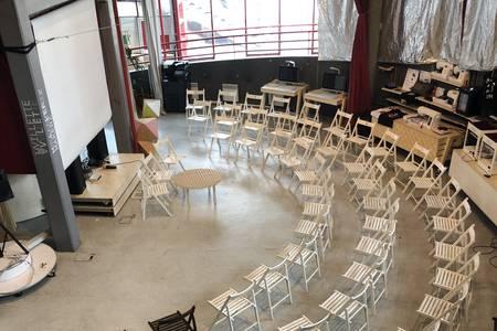 Villette Makerz - La Rotonde, Salle de location Paris Villette #0