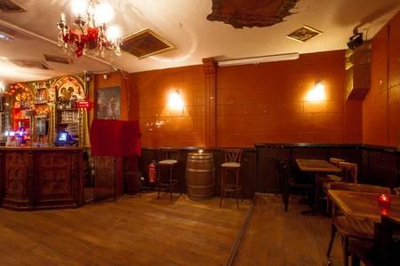 La MaiZon Bar, Bar Paris Oberkampf #0
