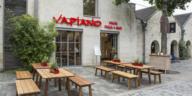 Vapiano Bercy, Restaurant Paris Bercy Village #0