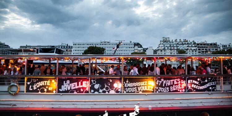 La Péniche de La Javelle, Salle de location Paris Javel #0