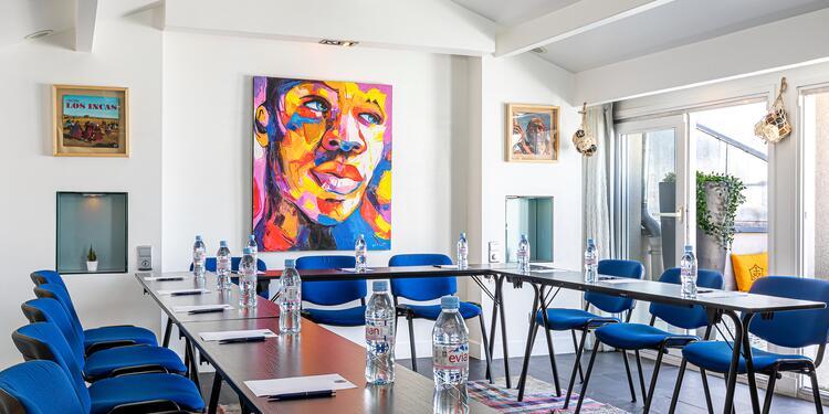 La Suite Piscine, Salle de location Paris République  #0