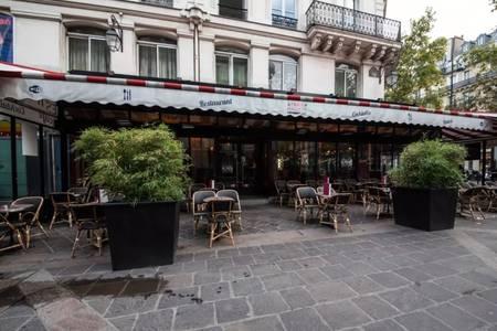Le Paris Halles, Bar Paris Les Halles #0