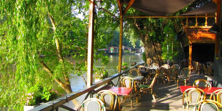 Les Pieds dans l'Eau, Restaurant Neuilly-sur-Seine Neuilly-sur-Seine #0