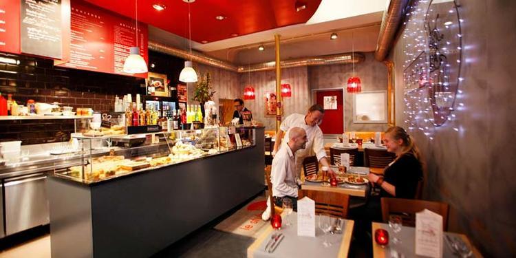 Le Stube, Restaurant Paris Louvre #0