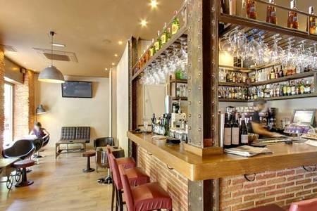 Artium Café, Bar Madrid Chamberí #0