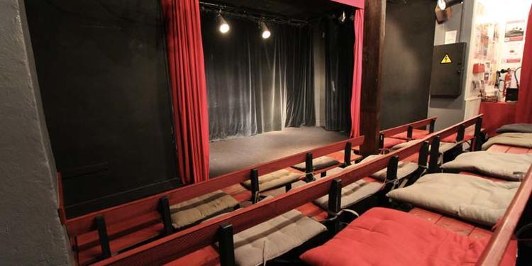 La Croisée des chemins (Théâtre), Salle de location Paris Pasteur #0