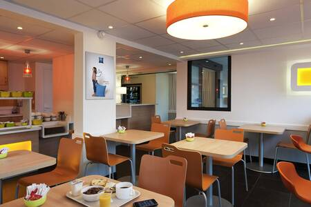 Ibis Budget Gennevilliers Asnières, Salle de location Gennevilliers  #0