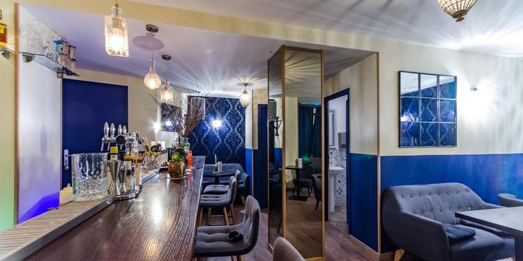 Le Fleur Bleu, Bar Paris Notre Dame des Champs #0