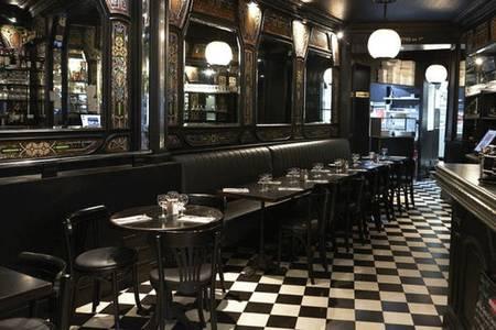 Bistro du Commerce, Restaurant Paris Les Halles #0