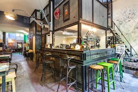 Le Court Circuit, Bar Paris Gambetta #0