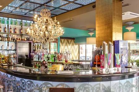 Metropolitan Lounge Bar, Bar Madrid Salamanca #0