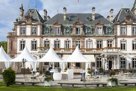 Château de Pourtalès, Salle de location Strasbourg  #0