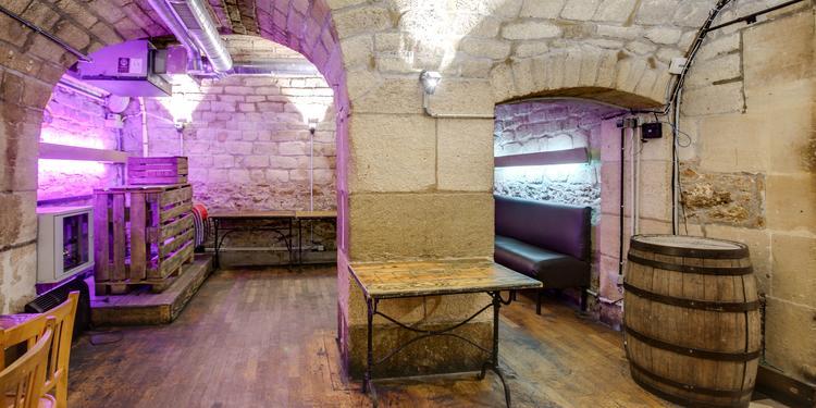 Bar La Grange Paris, Bar Paris Bourse #3