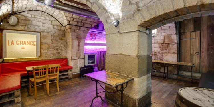 Bar La Grange Paris, Bar Paris Bourse #2