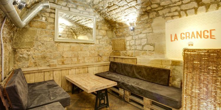 Bar La Grange Paris, Bar Paris Bourse #0