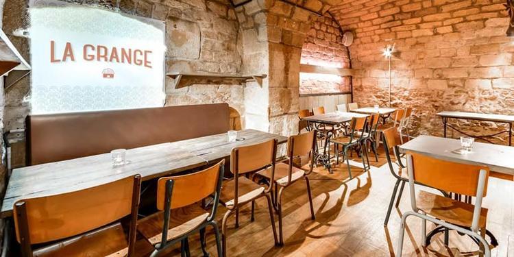Bar La Grange Paris, Bar Paris Bourse #5