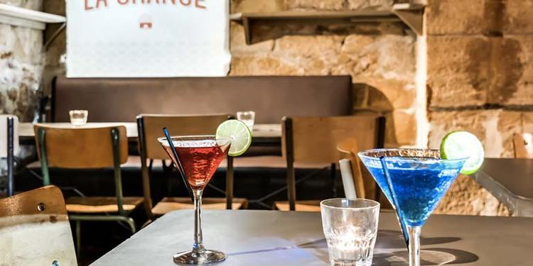 Bar La Grange Paris, Bar Paris Bourse #13