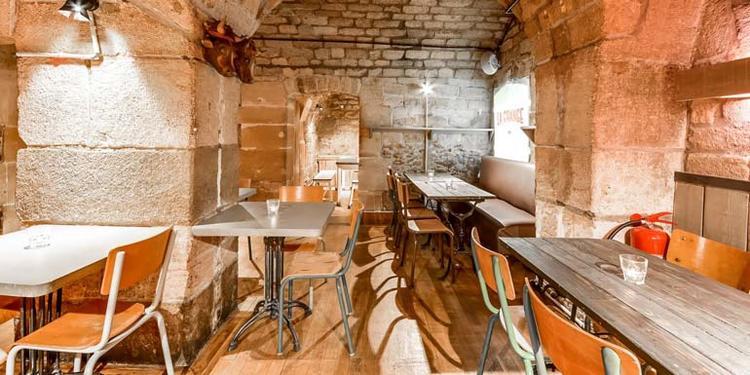 Bar La Grange Paris, Bar Paris Bourse #8