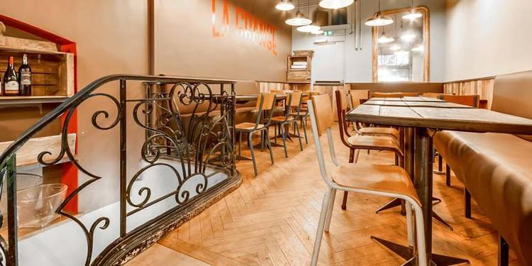 Bar La Grange Paris, Bar Paris Bourse #9